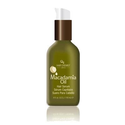 Macadamia Natural Oil Hair Chemist Macadamia Oil Hair Serum 118ml/4oz