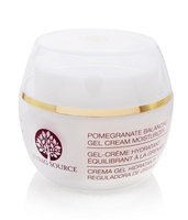 Living Source Pomegranate Balancing Gel Cream Moisturizer 45g
