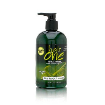 Fiske Hair One Hair Cleanser and Conditioner with Tea Tree Oil