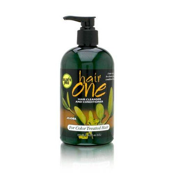 Fiske Hair One Hair Cleanser and Conditioner with Jojoba