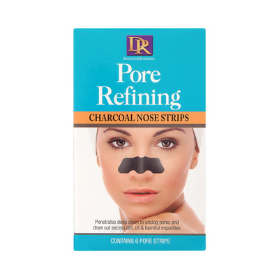 Daggett & Ramsdell Pore Refining Charcoal Nose Strips