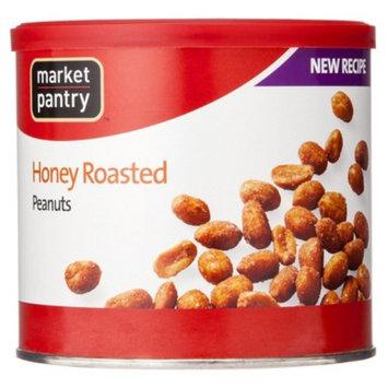 market pantry Market Pantry Honey Roasted Peanuts 12 oz