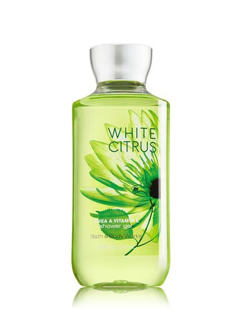 Bath & Body Works Signature Collection WHITE CITRUS Shower Gel