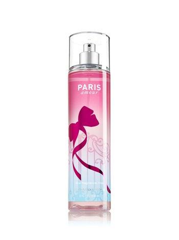 Bath & Body Works Signature Collection PARIS AMOUR Fine Fragrance Mist