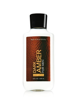 Bath & Body Works® Signature Collection DARK AMBER Body Lotion