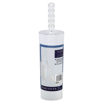 Exquisite Tahoe Series Toilet Brush, with Canister, 1 set - LDR INDUSTRIES, INC.