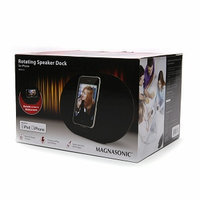 Magnasonic Rotating Speaker Dock for iPhone Model DSC-MiDk101