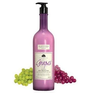 V.c. Grapes & Co. Vineyard Collection Grapes Antioxidant Skin Moisturizer Body Lotion 500ml/17oz