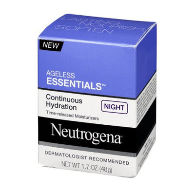Neutrogena® Ageless Essentials Continuous Hydration Night Moisturizers