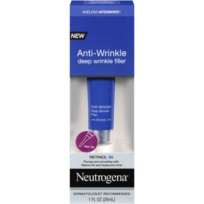 Neutrogena® Ageless Intensives Anti-Wrinkle Deep Wrinkle Filler