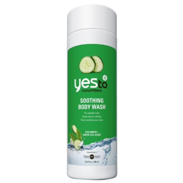 Yes to Cucumbers Calming Shower Gel