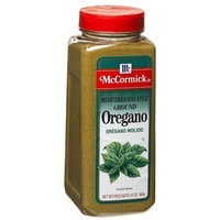 McCormick Oregano Ground, Mediterranean Style, 13-Ounce Units (Pack of 2)