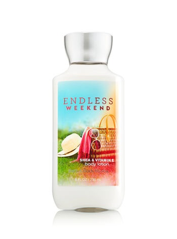 Bath & Body Works® Signature Collection ENDLESS WEEKEND Body Lotion