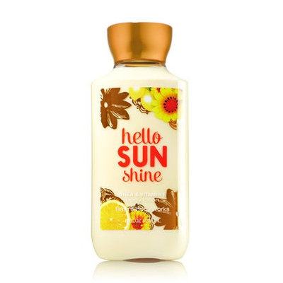 Bath & Body Works® Signature Collection HELLO SUNSHINE Body Lotion
