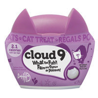 Hagen Cloud9 What the Fish? Cat Treat - Salmon Flavor - 1.2 oz