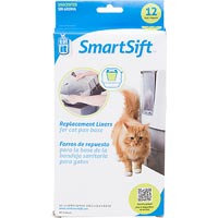 Catit Design SmartSift Replacement Liners for Cat Pan Base