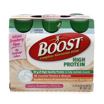 Boost High Protein Complete Nutritional Drink