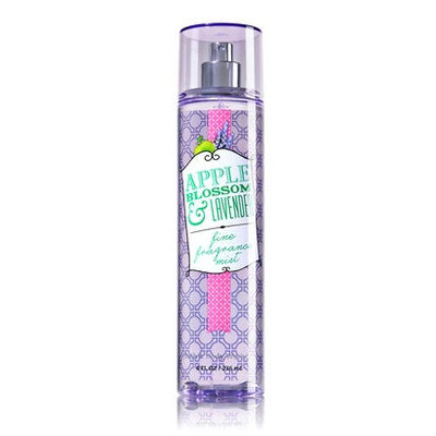 Bath & Body Works® Signature Collection APPLE BLOSSOM & LAVENDER Fine Fragrance Mist