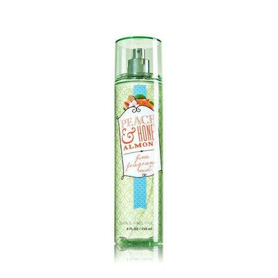 Bath & Body Works® Signature Collection PEACH & HONEY ALMOND Fine Fragrance Mist