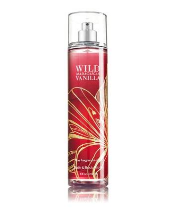 Bath & Body Works® Signature Collection WILD MADAGASCAR VANILLA Fine Fragrance Mist
