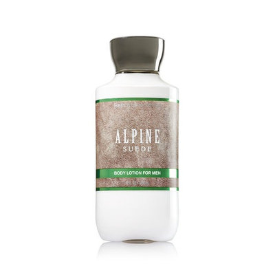 Bath & Body Works® Signature Collection ALPINE SUEDE Body Lotion