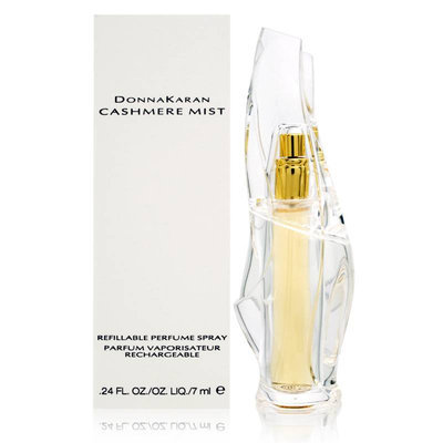 Cashmere Mist by Donna Karan Perfume Spray Refillable