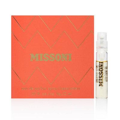 Missoni Perfume 0.07 oz EDP Sample Vial Spray