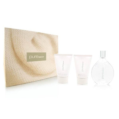 Donna Karan Pure DKNY A Drop of Verbena by Donna Karen 3 Piece Gift Set