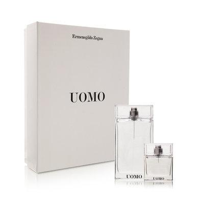 Ermenegildo Zegna Uomo Classic Gift Set - edt-travel Edt