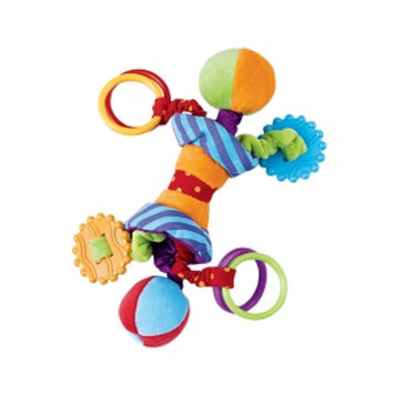 Manhattan Baby Ziggles Activity Toy and Teether