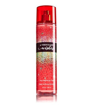Bath & Body Works® Signature Collection A THOUSAND WISHES Fine Fragrance Mist