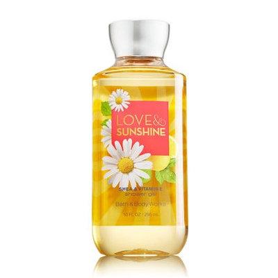 Bath & Body Works® Signature Collection LOVE & SUNSHINE Shower Gel