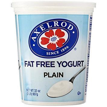 Axel Road Fat Free Yogurt Plain