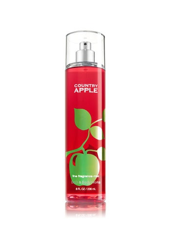 Bath & Body Works® Signature Collection COUNTRY APPLE Fine Fragrance Mist