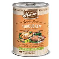 Merrick Gourmet Entree Turducken Canned Dog Food