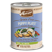 Merrick Gourmet Entree Puppy Plate Canned Puppy Food
