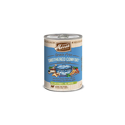 Merrick Smothered Comfort Canned Dog Food - 13.2 oz