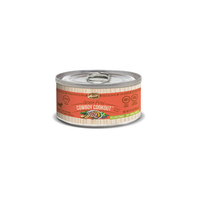 Merrick Grain Free Cowboy Cookout Classic Recipe Toy & Small Breed Canned Dog Food
