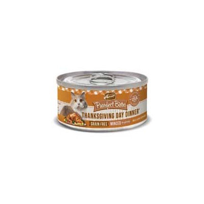 Merrick Thanksgiving Day Dinner Canned Cat Food