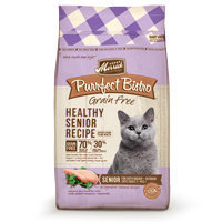 Merrick Purrfect Bistro Healthy Senior Grain Free Dry Cat Food