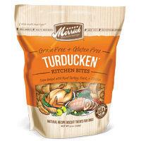 Merrick Turducken Kitchen Bites Dog Treats, 9 oz.