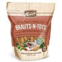 Merrick Brauts-N-Tots Kitchen Bites Dog Treats