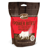 Merrick Power Bites Real Texas Beef Recipe Dog Treats