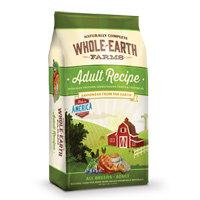 Whole Earth Farms Adult Dog Food, 5 lbs.