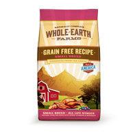 Whole Earth Farms Grain Free Recipe Small Breed Dry Dog Food