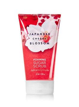 Bath & Body Works® Signature Collection JAPANESE CHERRY BLOSSOM Foaming Sugar Scrub