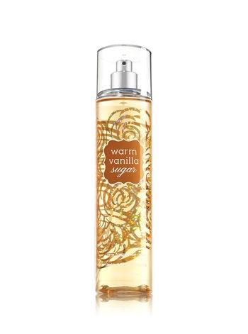 Bath & Body Works® Signature Collection WARM VANILLA SUGAR Fine Fragrance Mist