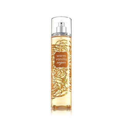 Bath & Body Works Signature Collection WARM VANILLA SUGAR Fine Fragrance Mist