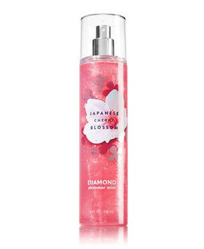 Bath & Body Works® Signature Collection JAPANESE CHERRY BLOSSOM Diamond Shimmer Mist