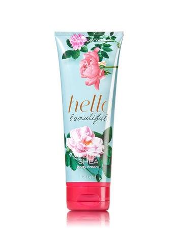 Bath & Body Works® Signature Collection HELLO BEAUTIFUL Ultra Shea Body Cream